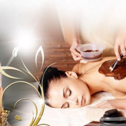 Zlatý balíček kosmetického ošetření včetně radiofrekvence obličeje a tělového čokozábalu! Nechte se 120 minut hýčkat za neuvěřitelných 499 Kč. Jedinečná nabídka na trhu se slevou 81%!