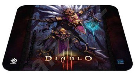Herní podložka SteelSeries pro milovníky hry Diablo 3!