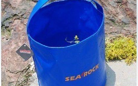 Cestovní PVC kbelík - objem 10 litrů a poštovné ZDARMA! - 409