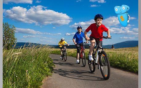 Morava, Bučovice, pobyt OD KVĚTNA na 3 dny pro 2 osoby s polopenzí v penzionu Villa Sole. Prožijte dovolenou v nádherném Jihomoravském kraji plném turisticky atraktivních cílů, hradů a zámků. Využijte stovky kilometrů cyklostezek vedoucích krásnou přírodou.