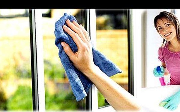 1120 Kč za generální úklid celého domu či bytu do 140m2 (až 4 hodiny čistého úklidového času), doprava a úklidové prostředky jsou vceně. Provoňte svůj domov bez investice vlastního času.