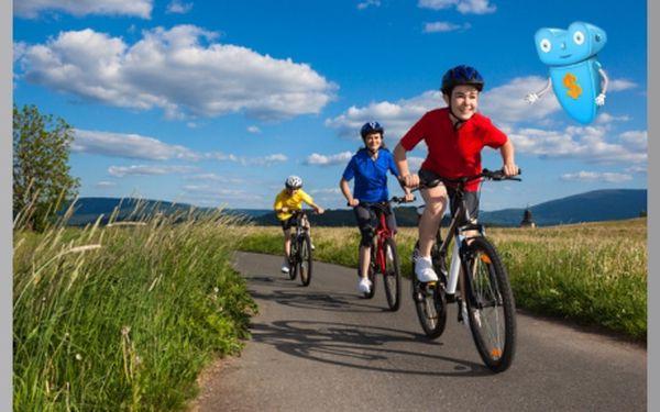 Morava, Bučovice, pobyt OD KVĚTNA na 3 dny pro 2 osoby s polopenzí v penzionu Villa Sole. Prožijte letní dovolenou v nádherném Jihomoravském kraji plném turisticky atraktivních cílů, hradů a zámků. Využijte stovky kilometrů cyklostezek vedoucích krásnou přírodou.