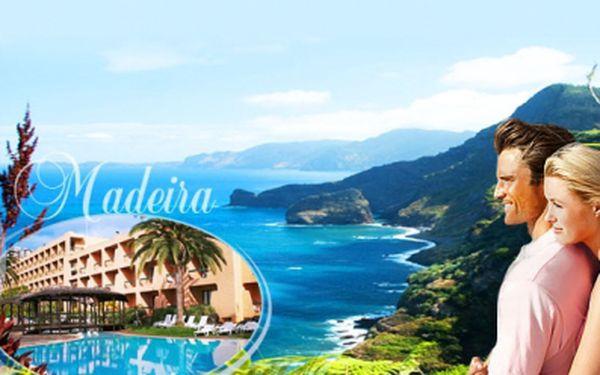 Pobytový letecký zájezd na MADEIRU turistický ráj od pláží až po vrcholky hor 8 DNÍ / 7 NOCÍ! HOTEL 3 * DOM PEDRO SE SNÍDANÍ A TRANSFEREM za 13 990 Kč! Prožijte nezapomenutelnou dovolenou plnou exotiky a zážitků!