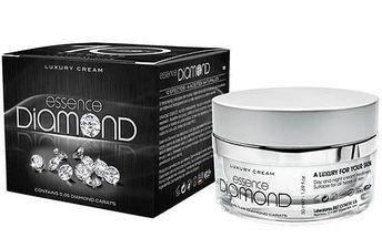Luxusní pleťový krém Diet Esthetic - Diamantový krém. Zanechá pokožku pružnou a jemnou.