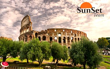 Všetky cesty vedú do Ríma - navštívte prekrásnu metropolu Talianska! Ubytovanie v 3* Park Hoteli, odlet z Viedne, služby sprievodcu!