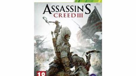 Pecka pro pařany! Ubisoft Assassin s Creed III pro XBox 360