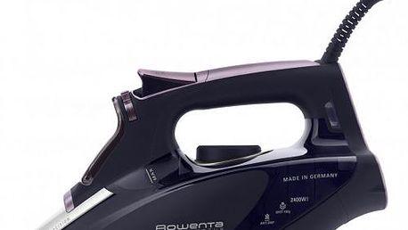 """Napařovací žehlička Rowenta DW 5130D1. Funkce """"autosteam"""" nastaví ideální teplotu žehlení."""