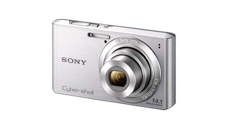 Lehký a kompaktní fotoaparát Sony W610. Skvělý nástroj k zaznamenání rodinných sešlostí