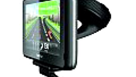 "GPS navigace TomTom GO 1005 Europe Traffic LCD 5"" kapacitním displejem. Ví o radarech!"