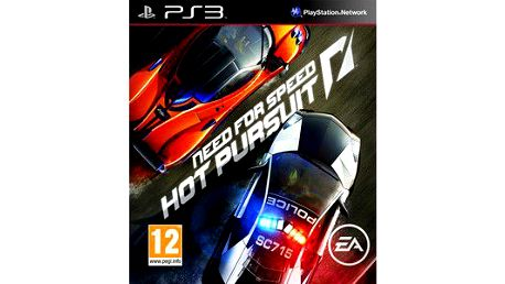 Závodní hra EAGAMES pro PS3 - Need For Speed: Hot Pursuit