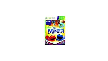 Hra pro děti na XBOX 360. Warner Bros Sesame Street Once Upona Monstrer