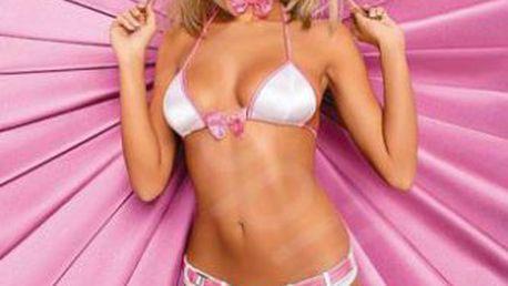 Velice atraktivní a rozpustilý zajíčkovský kostým OBSESSIVE Bunny