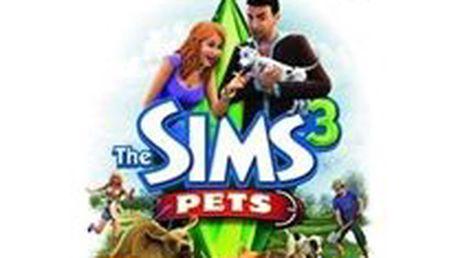 Hra pro všechny na Xbox360! Electronic Arts The Sims 3 Pets