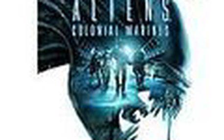 Hra pro Xbox360. Akční bomba SEGA Aliens Colonial Marines.