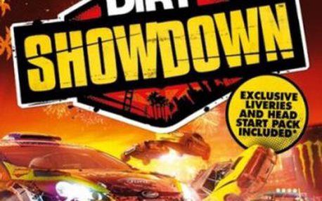 Hra pro Xbox360! DiRT Showdown Hoonigan Ed. Bláto, benzín, auta na hadry...