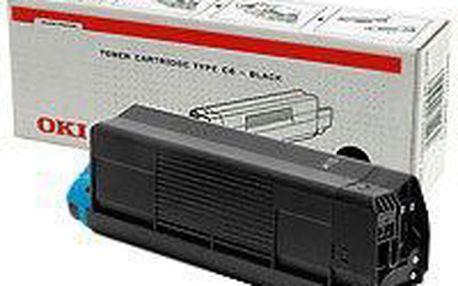 Alternativní černý toner Alza OKI 42804516. Top cena/výkon. Pro OKI série C3000 a C3100.
