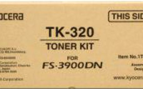 Alternativní černý toner Alza. Top cena/výkon pro zařízení Kyocera TK-320