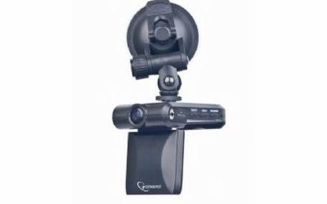 """HD kamera Gembird do auta se 2,4"""" displejem. Pomůže např. při objasnění nehody!"""