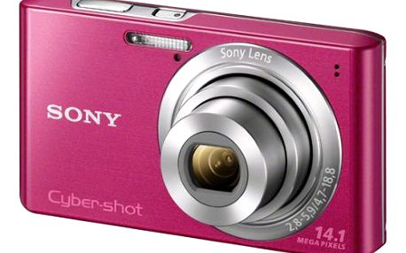 Lehký a kompaktní fotoaparát Sony W610. Sleva 23%. Kvalita z Alza.cz