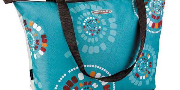 Chladící taška campingaz shopping cooler 15 l ethnic. 10 hodin účinku!