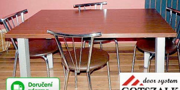 Jídelní stůl – 32 barevných provedení