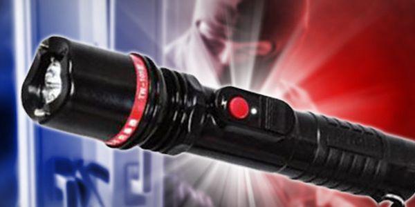 Nenápadný revoluční paralyzér s lampičkou: vejde se do kabelky i do kapsy