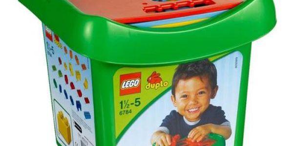 LEGO Duplo Rozlišování tvarů. Tříbí zručnost a rozlišovací schopnosti dětí.