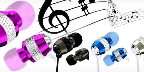 Cool sluchátka ve 4 barevných variantách za skvělých 89 Kč!
