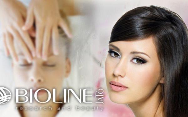 Kompletní kosmetické ošetření pleti italskou přírodní kosmetikou BIOLINE v salonu VARIO se slevou 67%! Nechte se hýčkat 90 minut a dopřejte své pleti odpočinek a péči za jedinečných 285 Kč! Při koupi tří ošetření je ČTVRTÉ ZDARMA!