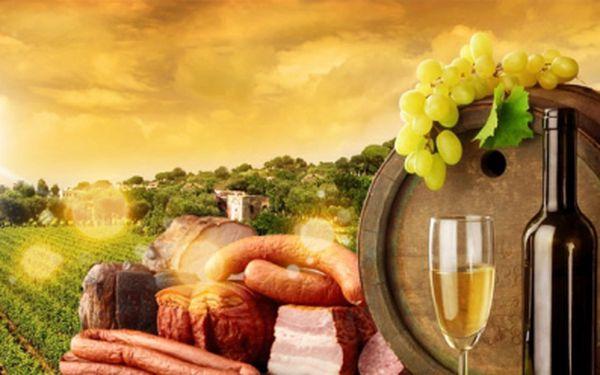 3 denní POBYT na jižní MORAVĚ se snídaní pro 2 osoby s DEGUSTACÍ a ZABÍJAČKOVÝMI DOBROTAMI! Pobyt plný zážitků a pohody za pouhých 1 890 Kč! Láhev vína jako dárek!