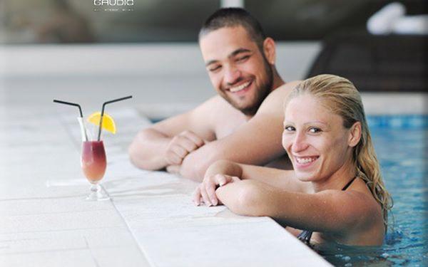 Hotel Gaudio - súkromné wellness pre 2 osoby na 2 hodiny za 29 eur