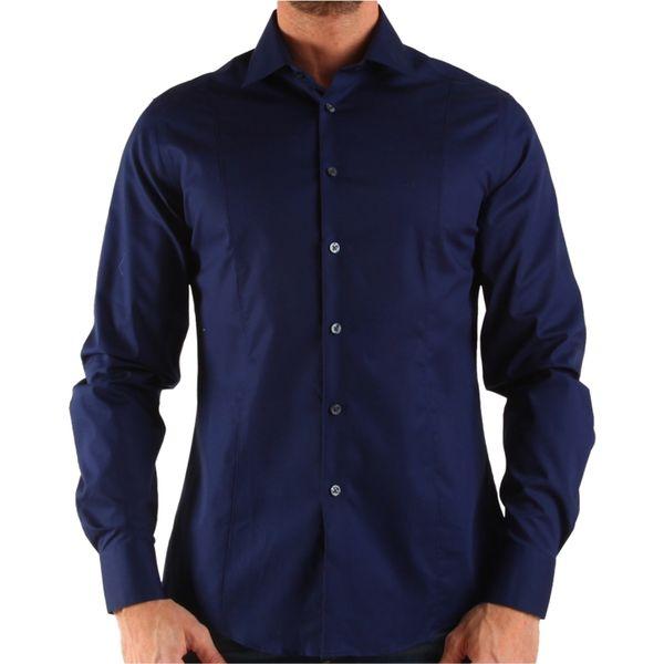 Pánská košile Calvin Klein navy