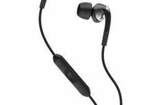 Sluchátka Skullcandy FIX IN EAR. Patentovaný design sluchátek, drží i při sportu!