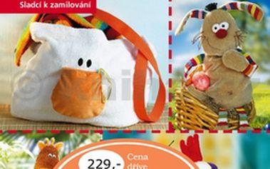 Velká kniha plyšových mazlíčků. Barevné a veselé - to je největší ZOO plyšových mazlíčků.