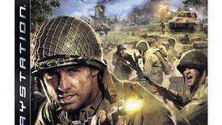 Jedna z nejpopulárnějších her na PS3 - Call Of Duty 3 Akční nabídka.