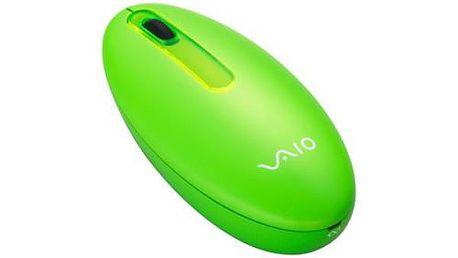 Laserová bezdrátová myš SONY Vaio BT. Ušetříte 591 Kč!