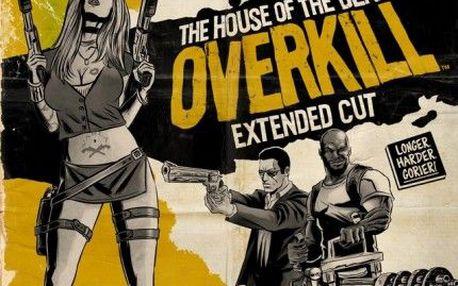 Akční hra pro PS3. House of the Dead: Overkill - Extended Cut. Akční nabídka!