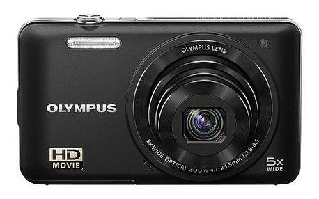 Kompaktní fotoaparát Olympus VG-160. Ušetříte 400 Kč!