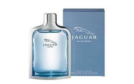 Pánská toaletní voda Jaguar New Classic 75ml tester. Diskrétní mix smyslnosti a svěžesti.