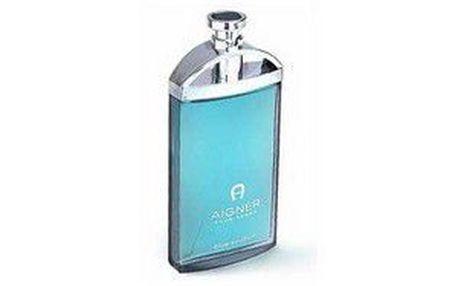 Toaletní voda pro muže Aigner Blue Emotion pour Homme 100 ml. Nadčasová elegance, dlouhotrvající svěžest.