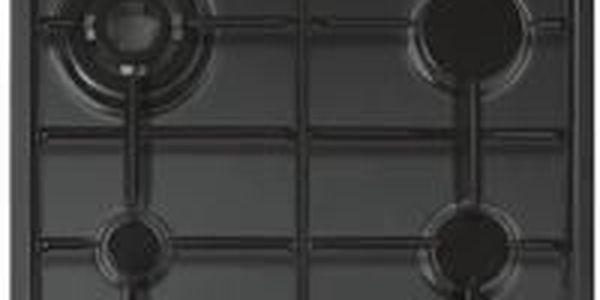 Varná plynová deska Candy CPGC 64 SQP GH. Vlastní ovládání. Ušetříte přes 3000 Kč!