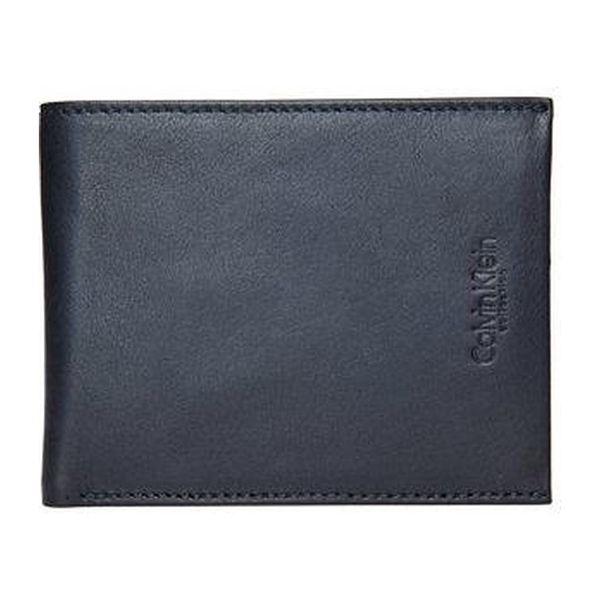 Pánská peněženka Calvin Klein černá