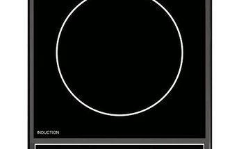 Indukční varná deska Baumatic BHI 100. Dotykové ovládání a časovač..