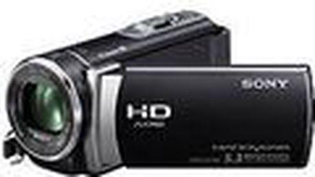 Lehká a kompaktní videokamera Sony HDR-CX190E
