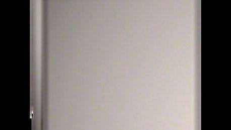 Nerezová myčka AEG F 55022 M0. Kapacita 12 souprav, 5 programů