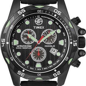 Sportovní hodinky Timex Expedition T49803 pro muže, kteří chtějí od hodinek víc
