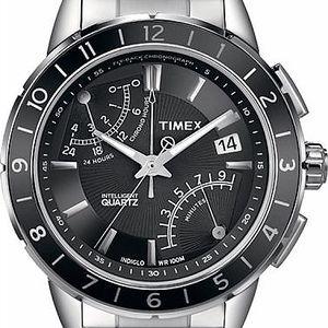 Pánské hodinky TIMEX T2N498 z kolekce Intelligent Quartz zaujmou všechny muže