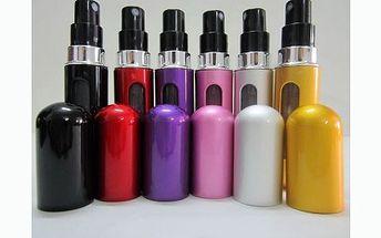 149 Kč včetně dopravy za exkluzivní plnitelný dávkovač na parfém pro muže i ženy v několika barevných provedeních! Praktická velikost rtěnky i elegantní design Vaší oblíbené vůně! Ideální stylový dáreček!