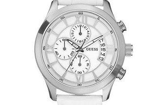 Pánské hodinky Guess W12101G1 z ušlechtilé nerez oceli