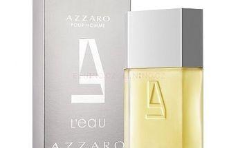Azzaro Pour Homme L´Eau 100ml. Čistá a svěží vůně